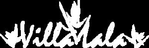 Villa Lala White Logo