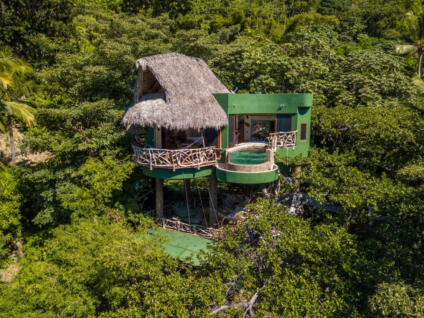 Love Nest Tree House Puerto Vallarta