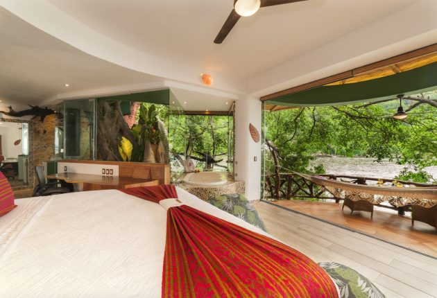 Our Eco-Luxury Suite